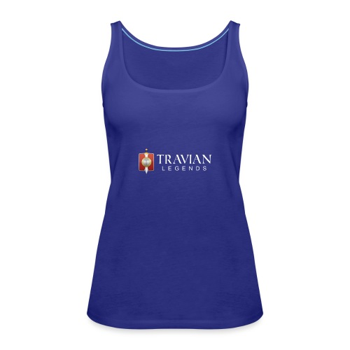 Travian Legends Logo 2 - Women's Premium Tank Top
