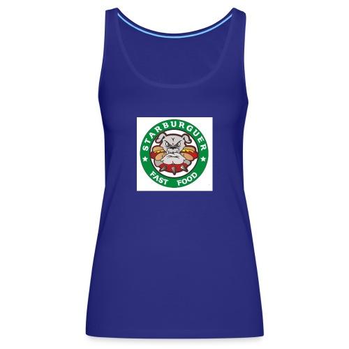 starburger - Camiseta de tirantes premium mujer