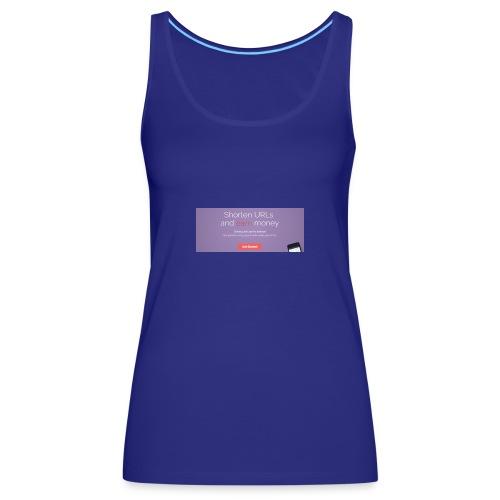 Captura - Camiseta de tirantes premium mujer