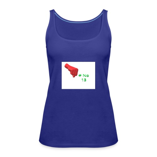 # NO 13 - Frauen Premium Tank Top