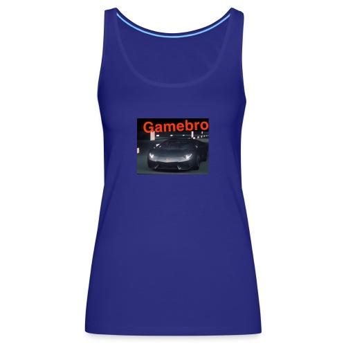 Gamebro - Women's Premium Tank Top
