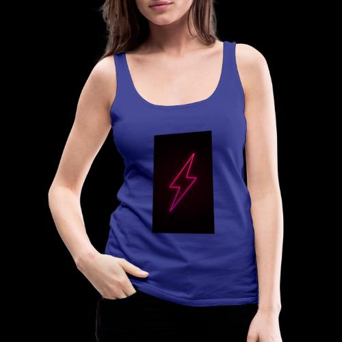 neon lighting copy - Women's Premium Tank Top