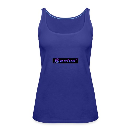 zenius - Frauen Premium Tank Top