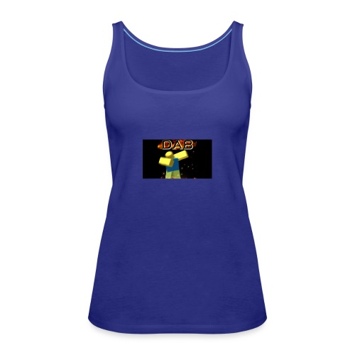 Roblox Dabber Shirt - Vrouwen Premium tank top