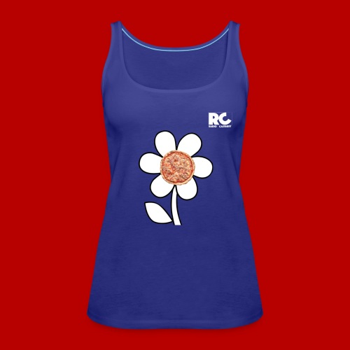 Pizzaflower Edition - Frauen Premium Tank Top
