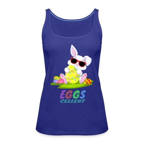 Cute Easter Hunt Gift - Women's Premium Tank Top