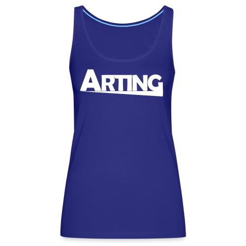 Arting - Camiseta de tirantes premium mujer