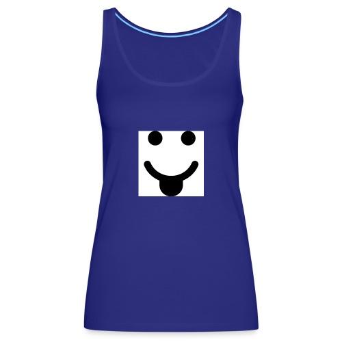 smlydesign jpg - Vrouwen Premium tank top