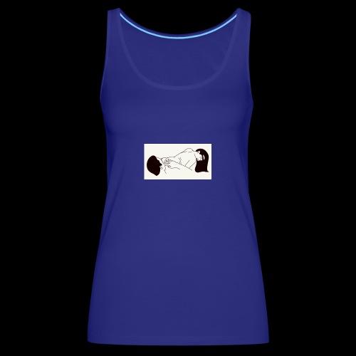 posicion - Camiseta de tirantes premium mujer