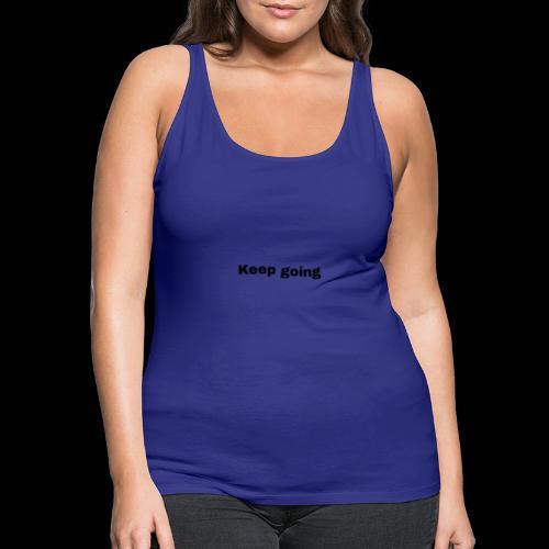 New t-shirt and accessoire - Débardeur Premium Femme