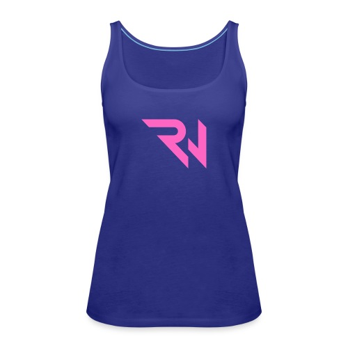 Ravewerk Raw - Women's Premium Tank Top