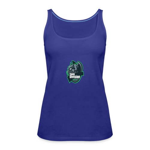 Team Division - Frauen Premium Tank Top