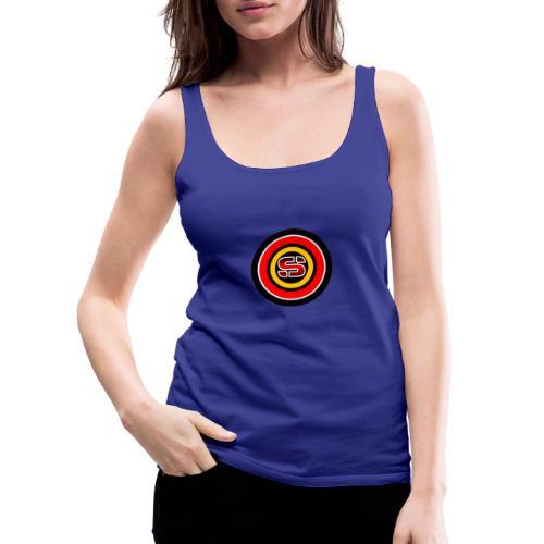 ESFERA LOGO - Camiseta de tirantes premium mujer