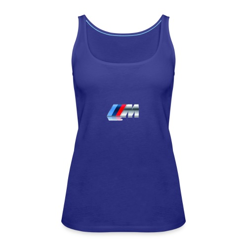 Bmw M3 - Frauen Premium Tank Top