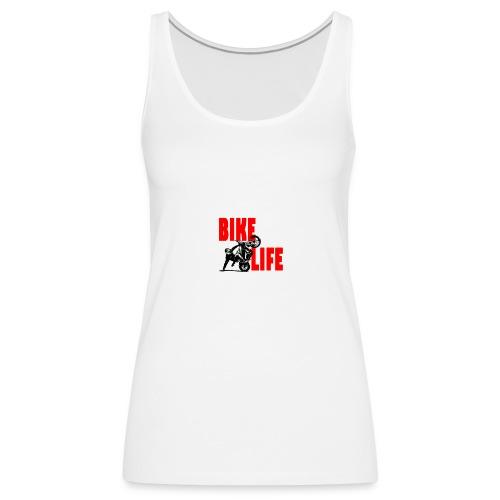 KEEP IT BIKELIFE - Women's Premium Tank Top
