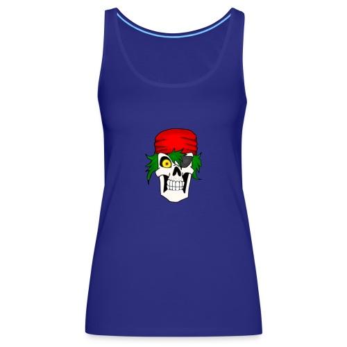 Pirata - Camiseta de tirantes premium mujer