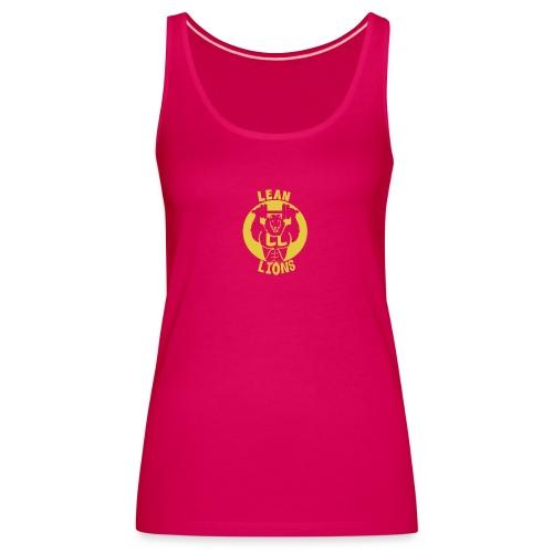 Lean Lions Merch - Women's Premium Tank Top