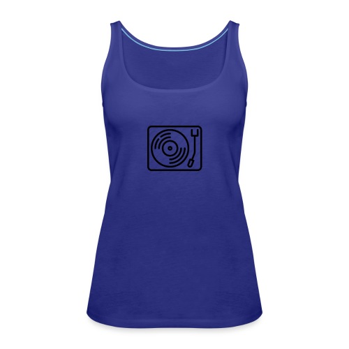 Fresh Monkey Music Series. - Vrouwen Premium tank top