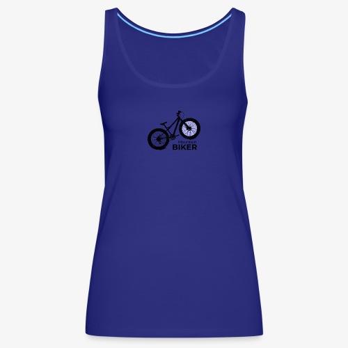 Mountain Biker - Frauen Premium Tank Top