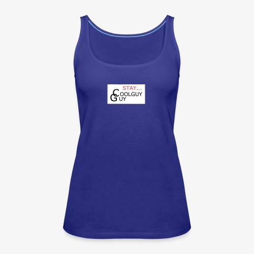 Bro Stay Cool - Vrouwen Premium tank top