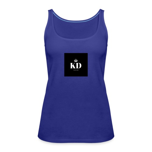 KingDom Design#1 - Frauen Premium Tank Top