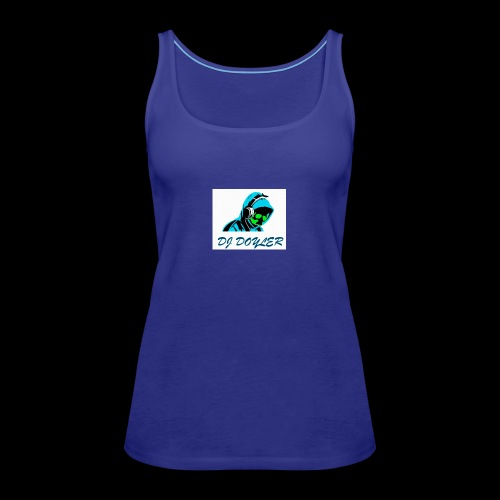 DJ Doyler - Women's Premium Tank Top