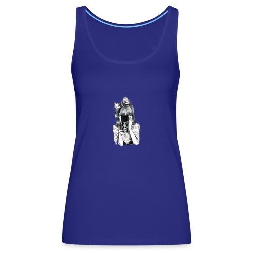 Photoshop - Camiseta de tirantes premium mujer
