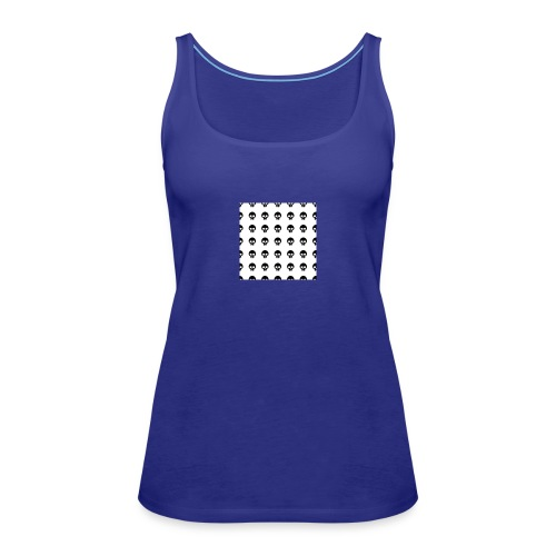 calaveras - Camiseta de tirantes premium mujer