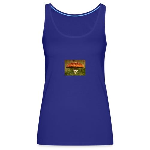 Pilz Tshirt - Frauen Premium Tank Top