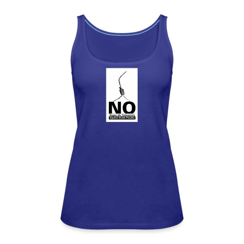 logo no - Frauen Premium Tank Top