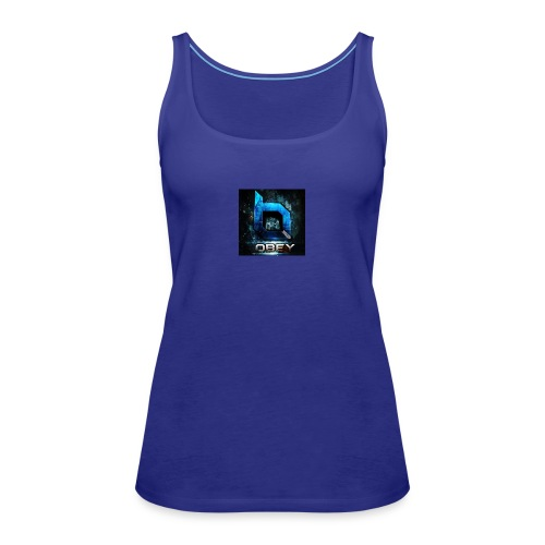 Obey BeastBoiX - Women's Premium Tank Top