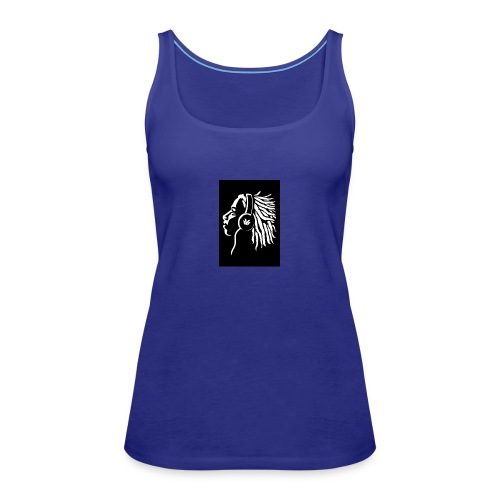 music holic - Women's Premium Tank Top