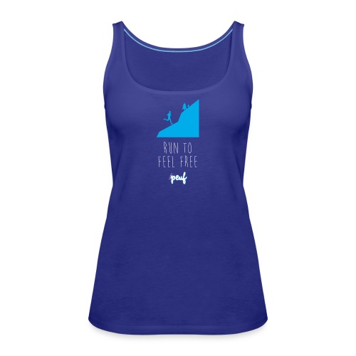 Trail - Women's Premium Tank Top