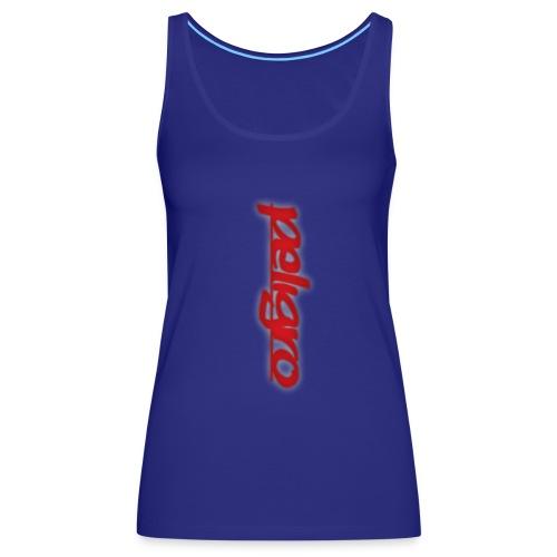 Peligro - Camiseta de tirantes premium mujer