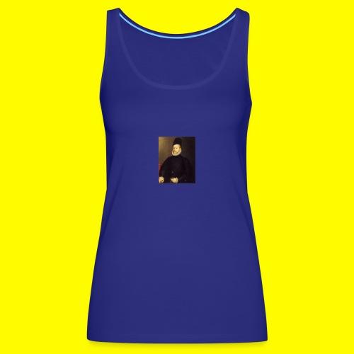 Felipe II - Camiseta de tirantes premium mujer