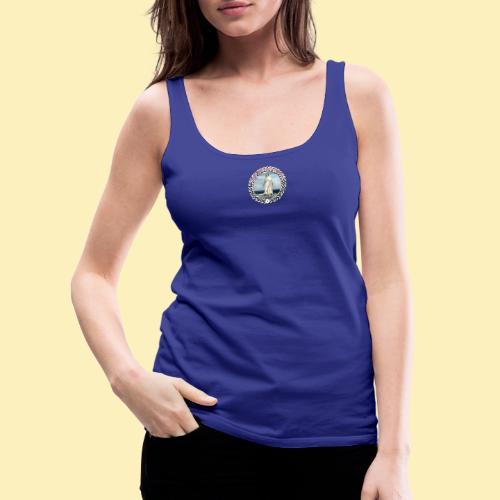 Ordre Druidique de Dahut Logo - Débardeur Premium Femme