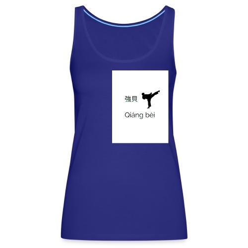Kampfsport T shirt - Frauen Premium Tank Top
