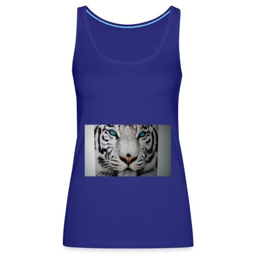 Tiger merch - Women's Premium Tank Top