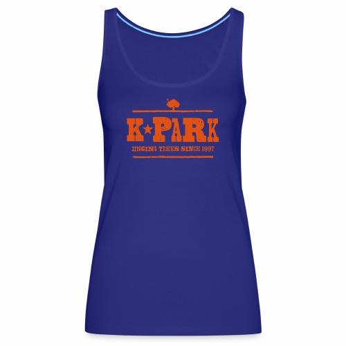170512_KPARK_Hugging_01_v - Frauen Premium Tank Top
