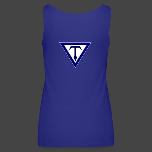 T-Eagle Records - Logo - Frauen Premium Tank Top