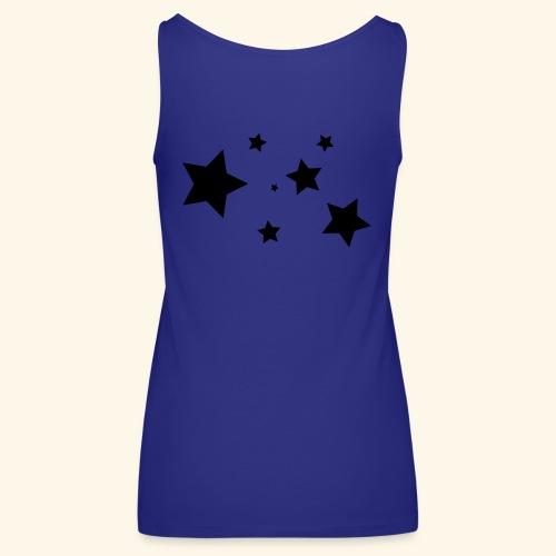 stars - Frauen Premium Tank Top