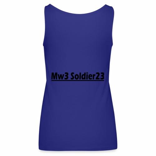 Mw3_Soldier23 - Women's Premium Tank Top