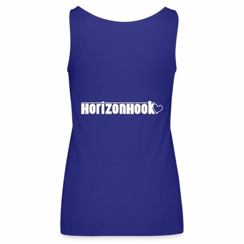 HorizonHook Logo - Women's Premium Tank Top