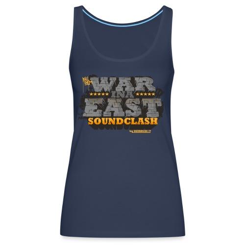 WAR INA EAST woman - Women's Premium Tank Top