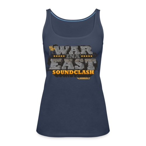 WAR INA EAST woman - Women's Premium Tank Top