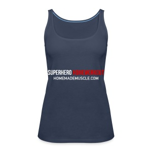 SUPERHERO HOMEWORKOUT - Premium t-shirt for Men - Women's Premium Tank Top