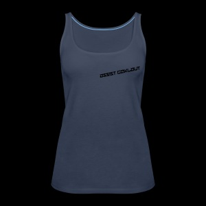 assist geklaut - Frauen Premium Tank Top