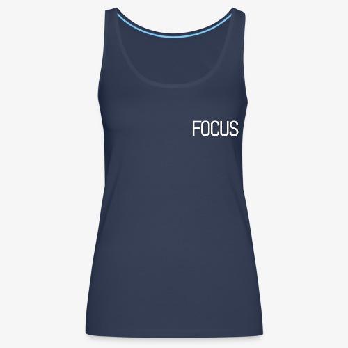 Focus - Women's Premium Tank Top