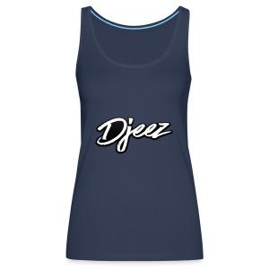 Djeez Merchandise - Vrouwen Premium tank top