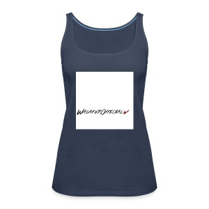 Walaker Official klær - Premium singlet for kvinner